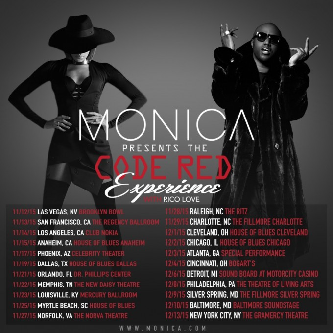 monica tour