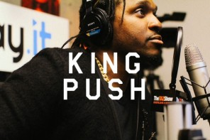 Pusha T Reveals 'King Push' To Feature Mini Movie Funded by Jay Z + Plans For 'Cruel Summer 2'
