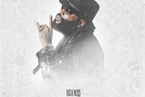 rick ross black market cover