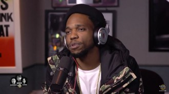 currensy on ebro in the morning