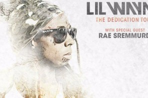 lil wayne dedication tour