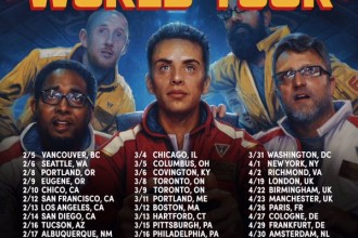 logic announces the incredible world tour