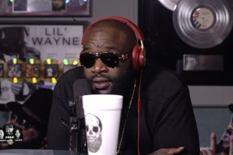 rick ross ebro in the morning