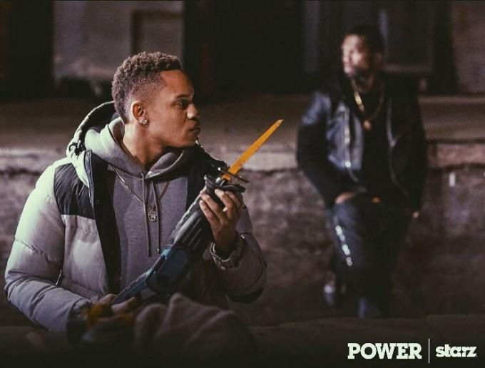 rotimi power