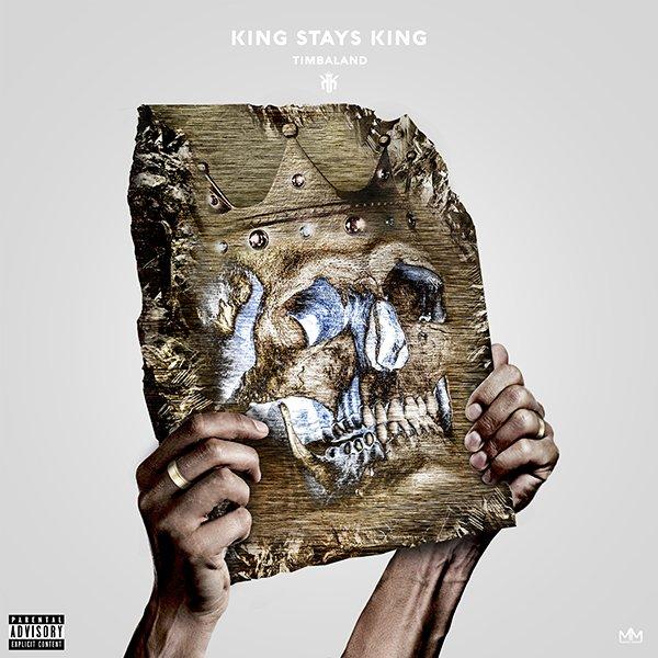 timbaland king stays king artwork