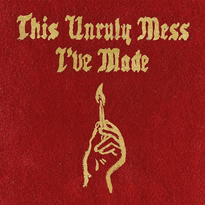 macklemore this unruly mess ive made