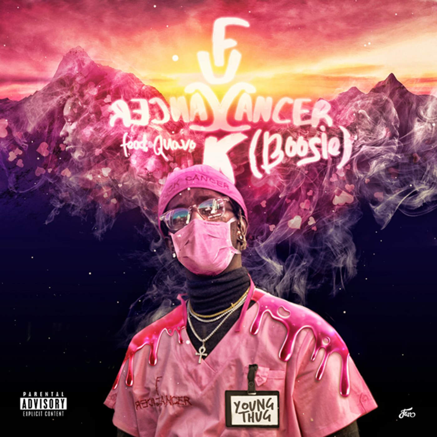 thug young cancer quavo ft feat song album cdq season friend complex slime hiphop single collab cure listen mike rap