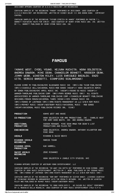 KANYE WEST - THE LIFE OF PABLO-page-003