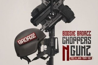 boosie badazz - choppers n gunz