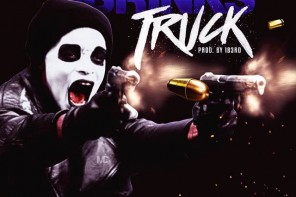 french montana brinks truck