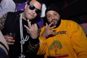 DJ Khaled To Premiere New Mixtape By French Montana on Apple Music on Feb 19