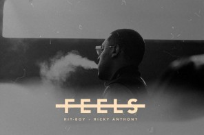 New Music: Hit-Boy – 'Feels' (Feat. Ricky Anthony)