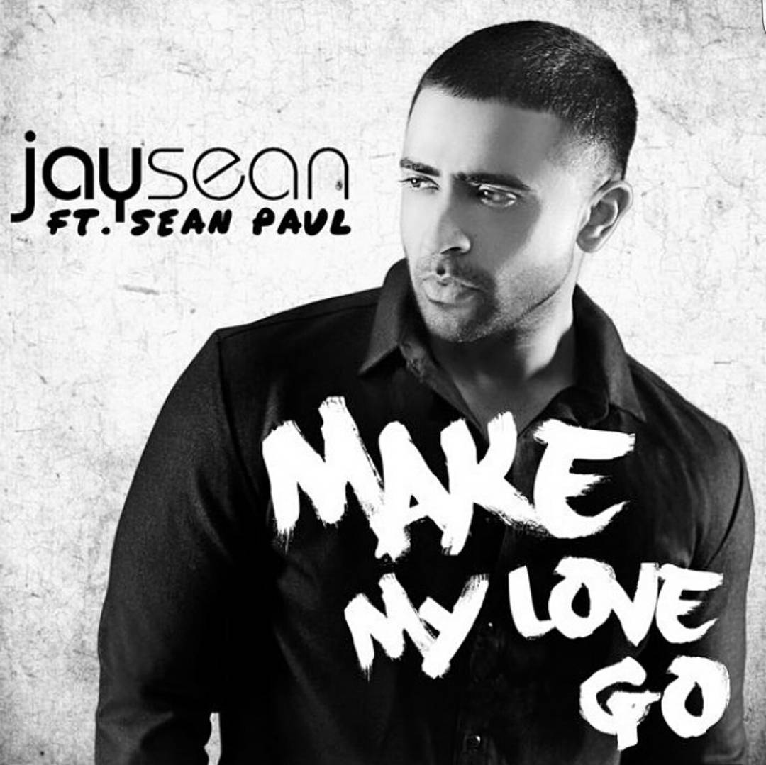 Jay Sean featuring Sean Paul — Make My Love Go (studio acapella)