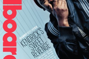 kendrick billboard cover