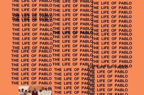 the life of pablo cover
