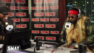 2 chainz sway freestyle