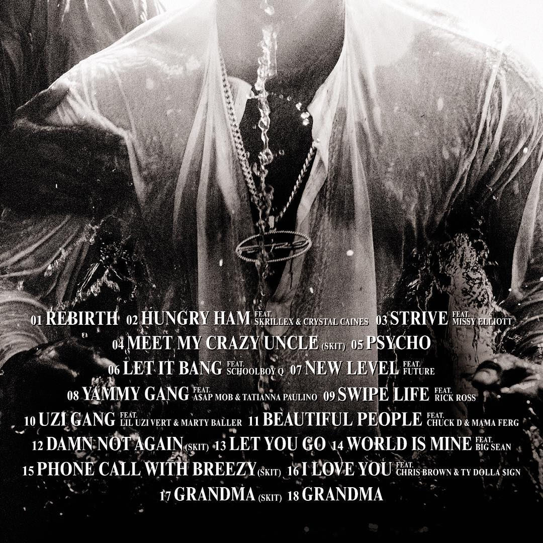 ASAP Ferg - 'Always Strive And Prosper' (Album Cover ...