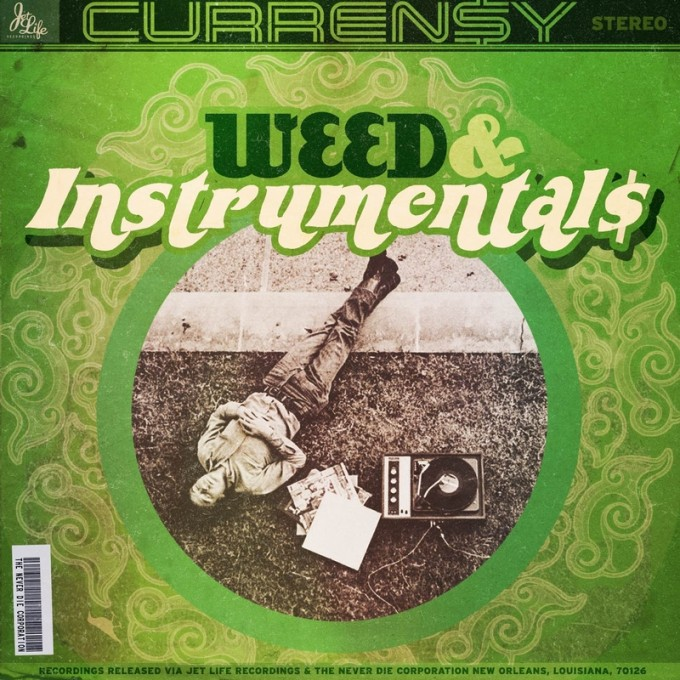 currensy weed and instrumental