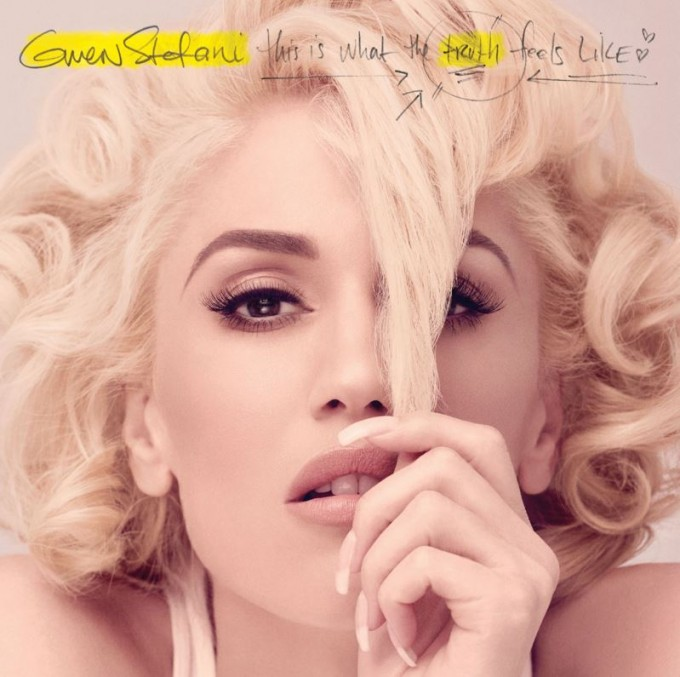 gwen stefani this is what truth feels like