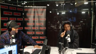 joey badass sway in the morning