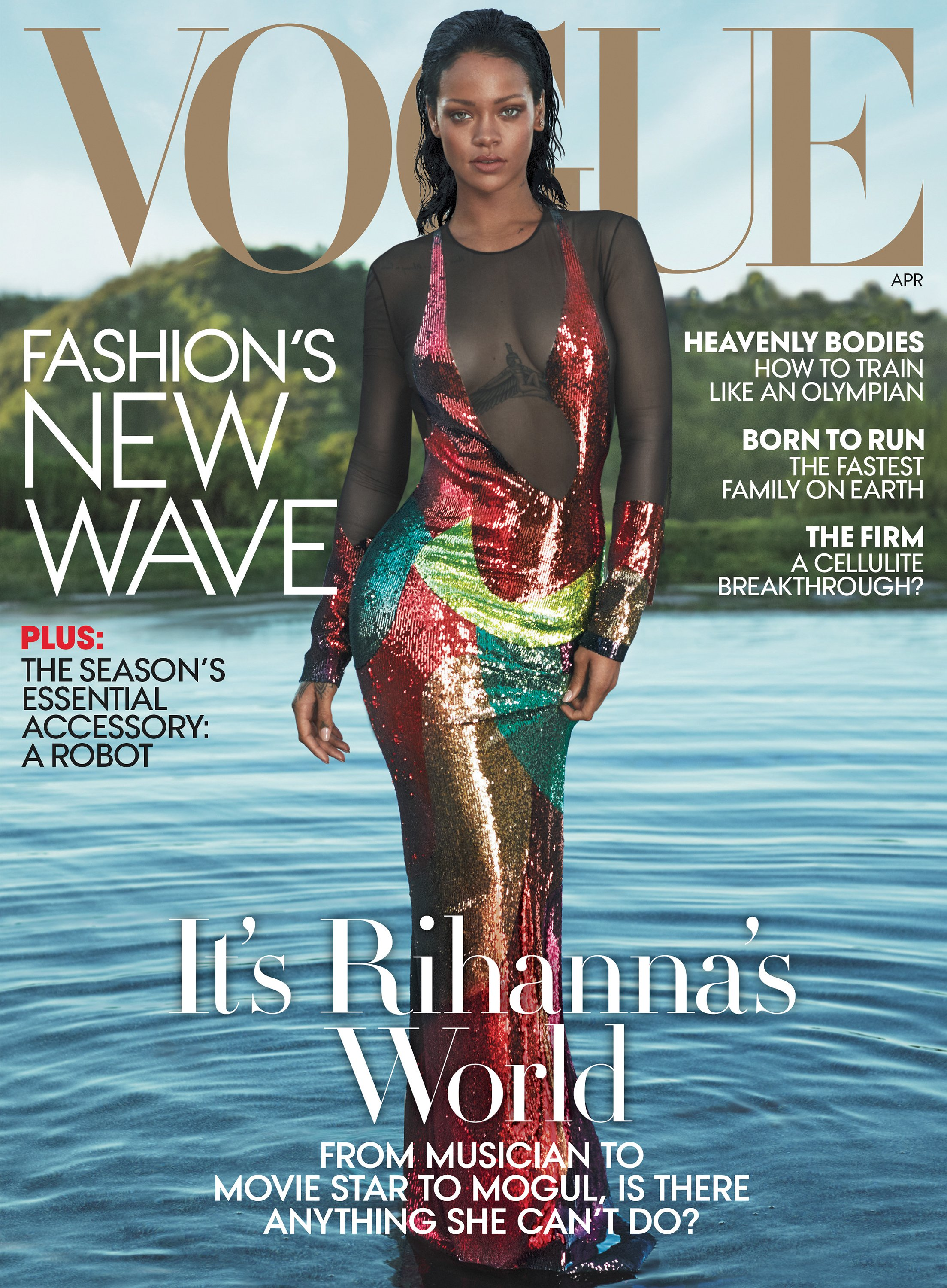 Image result for vogue april 2016