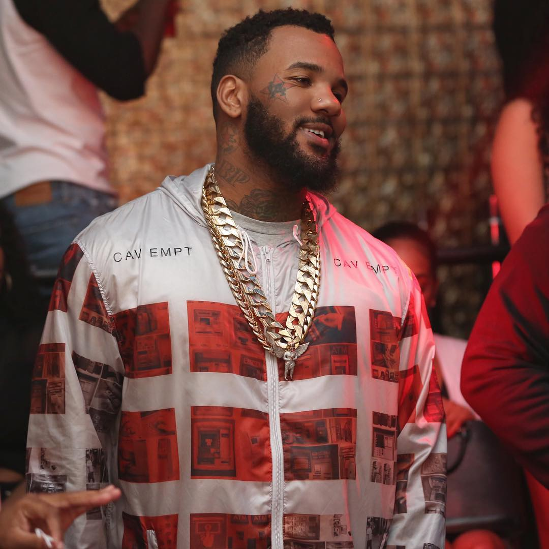 The Game Promotes 50 Cent's Effen Vodka, Asks Jay Z For A Feature In Drunk Instagram Post