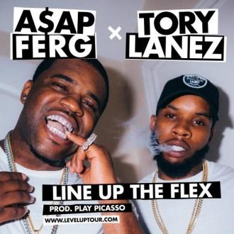 asap ferg lineup the flex