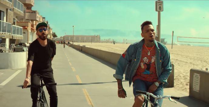 f64f415fb0 New Video  Benny Benassi –  Paradise  (Feat. Chris Brown)