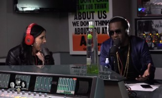 diddy hot 97 interview