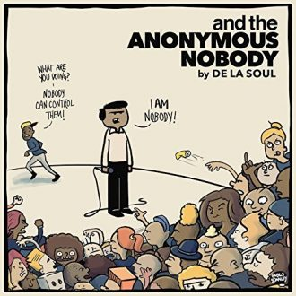 and the Anonymous Nobody cover