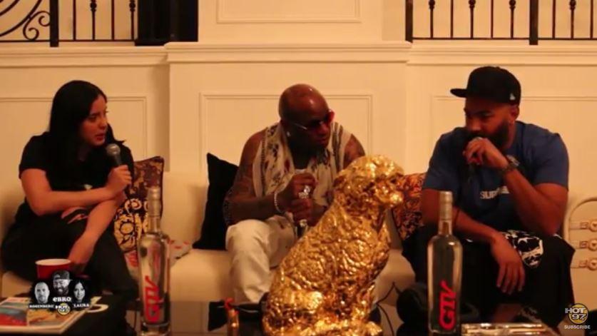 Birdman Talks Respek And Lil Wayne Gay Rumors