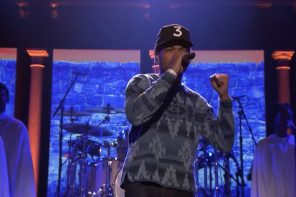Chance The Rapper Debuts New Song 'Blessings'; Announces 'Chance 3' Release Date on Jimmy Fallon