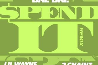 dae dae spend it remix