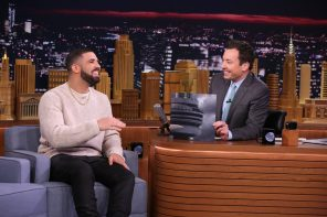 drake jimmy fallon interview