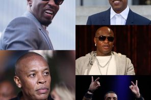 Forbes Releases Hip-Hop's Wealthiest Artists of 2016 List