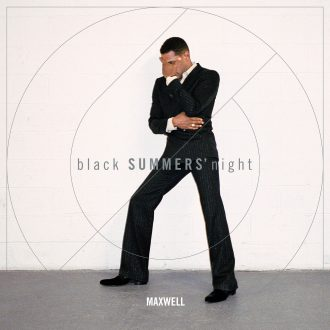 maxwell blacksummersnight cover