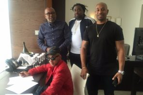 'Panda' Producer Menace Signs Publishing Deal