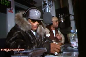 Nelly & St. Lunatics Unreleased 'Tim Westwood' Freestyle