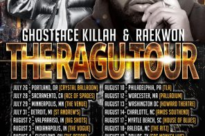 Raekwon & Ghostface Killah Announce 'The RAGU Tour'