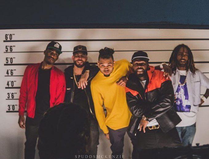 New Music Dj Drama Wishing Feat Chris Brown Skeme