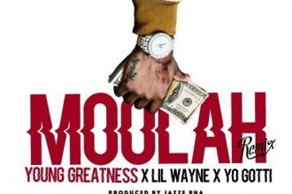 young greatness moolah remix