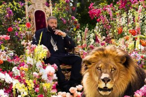 DJ Khaled Reveals 'Major Key' Album Cover