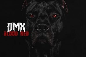 dmx blood red