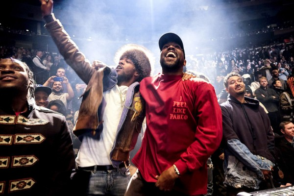 Kanye West Picks Next Single From 'The Life of Pablo ...
