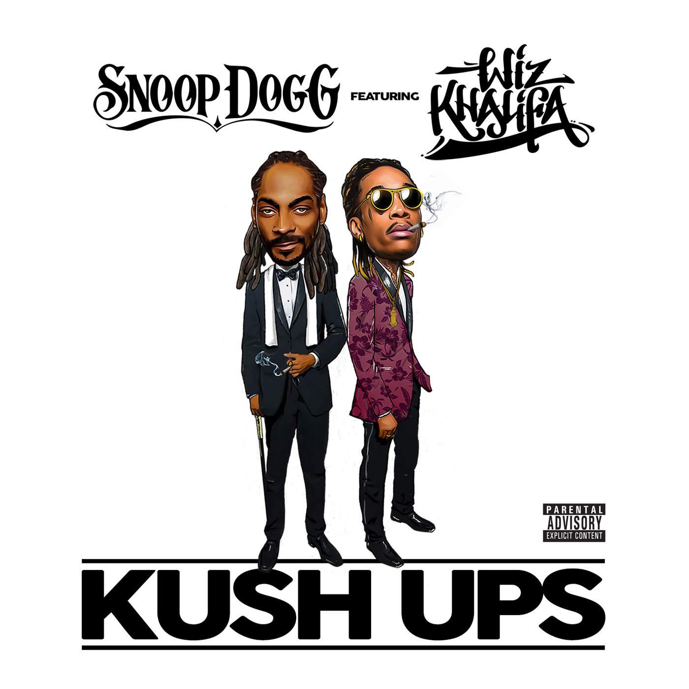 Snoop Dogg feat. Wiz Khalifa - Kush Ups (2016)