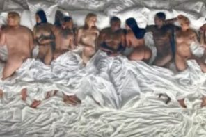 New Video: Kanye West – 'Famous' (Feat. Rihanna)