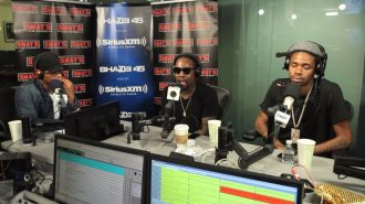 wale sway in the morning