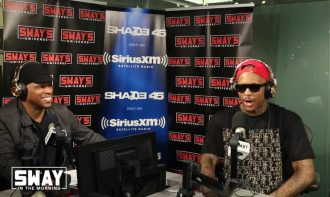 yg sway in the morning