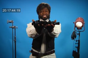 50 Cent Auditions To Play Young Han Solo (Conan Skit)