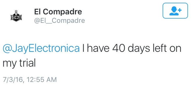 el compadre tweet